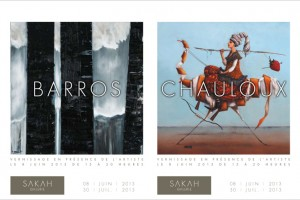 EXPOSITION BARROS-CHAULOUX